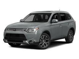 2015 mitsubishi outlander price trims options specs photos