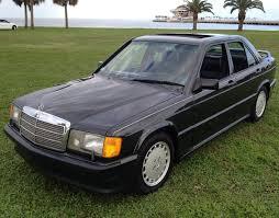 1992 mercedes 190e 2 3 clean cosworth impressively kept 1987 mercedes 190e 2 3 16