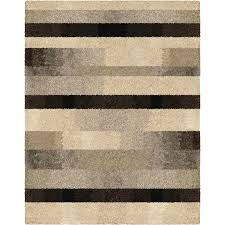 Taupe Area Rug Shop Orian Rugs Fading Panel Taupe Indoor Nature Area Rug Common