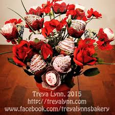 chocolate covered strawberry bouquets bakery treya s place