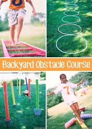 Backyard Obstacle Course Ideas 32 Diy Backyard To Play For Adults Backyard