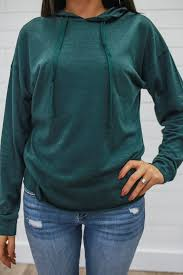 green hooded sweatshirt online clothing boutique