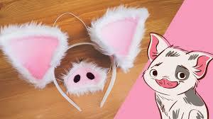 dress your dog like pua from moana disney australia video