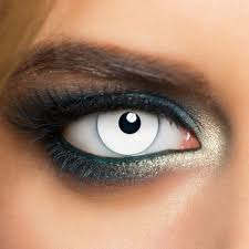 special offer 1 day mini sclera contact lenses white seasonal