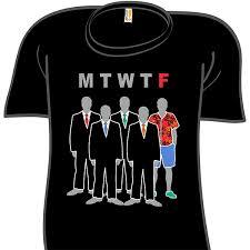casual friday shirt woot