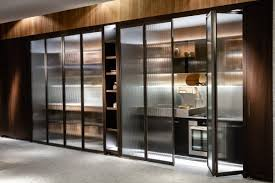 frosted glass kitchen cabinet doors uk kitchen trends spotted at eurocucina 2018 trend monitor