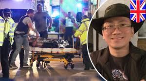 borough market stabbing london bridge attack journalist cop among heroes who were
