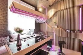 Futuristic Kitchen Designs Futuristic Kitchen Design With Smart Space Saving Solutions Digsdigs