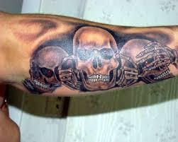 see no evil hear no evil speak no evil fairy tattoo designs photo
