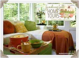 Decorating My House for Fall Finding Fall Home Tours} Hooked on