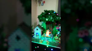 simple ganpati decoration at home youtube