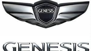 car logo black and white new hyundai genesis emblem revealed and v8 confirmed