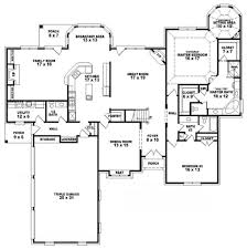 house plans 1 5 story house plans colonial home plans spanish