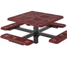 Commercial Picnic Tables by Picnic Tables Perfect For Any Outdoor Seating Space