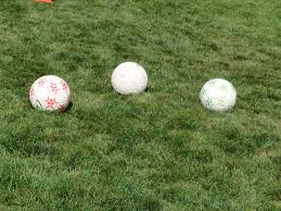 backyard soccer camp