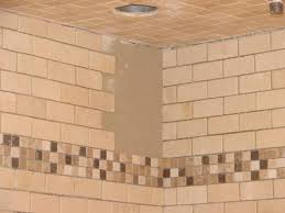 Bathroom Shower Wall Panels How To Install Tile In A Bathroom Shower How Tos Diy