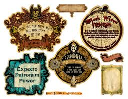 halloween lables papercraft apothecary jar labels tags u0026 ideas