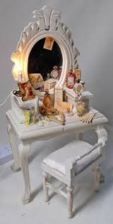 Doll House Furniture 434 Best Dollhouse Bedroom Miniatures Images On Pinterest