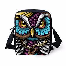 online get cheap owl printing children bag aliexpress com