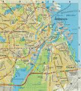 map of copenhagen žemėlapis kopenhaga copenhagen map n all com