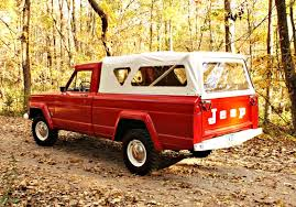 jeep j truck 1963 1971 jeep gladiator pickuptrucks com