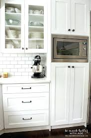 kitchen microwave ideas microwave storage cabinet vibrant ideas appliance cabinet