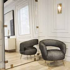 kelly wearstler austin proper modern condos laurel lounge chair pickfair mirror kelly wearstler austin proper modern condos