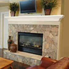 100 install a fireplace popular how to stone veneer