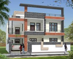 Modern pound Wall Design Far Fetched Indian House Front