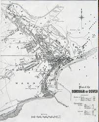 Dover England Map by Wartime Devastation Of Dover And The Abercrombie Plan The Dover