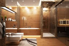 Bad Holzboden Luxus Badezimmer Holzboden Mit Einer Vielzahl Von Designs Und