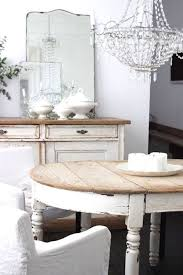 Shabby Chic White Dining Table by 540 Best Dining Room Ideas Images On Pinterest Dining Room Home