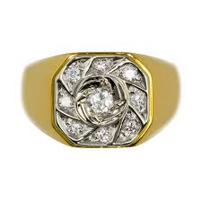 diamond ring for men design portuguese rings
