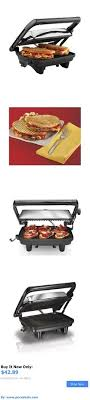 nice Hamilton Beach TA Panini Press Gourmet Electric