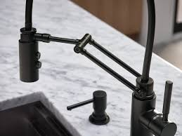 brizo kitchen faucets a kitchen faucet that works and looks doing it