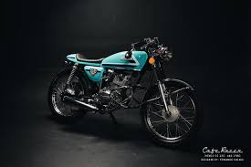 honda cg honda cg 125 cafe racer on behance cr 11 pinterest honda