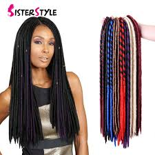 how to style xpressions hair sister style hair faux locs crochet dreads extensions faux locks