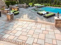 Large Pavers For Patio Awesome Patio Pavers Lowes Ideas Landscape Patio Ideas Patio