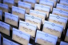Place Cards Wedding Wedding Place Card Etiquette Wedding Cards Wedding Ideas And