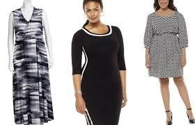 kohls dresses plus size pluslook eu collection