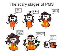 Pms Meme - i m going as pms for halloween imgur