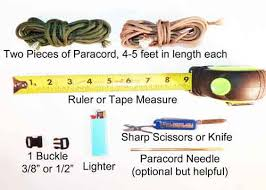make bracelet with paracord images Materials needed to make paracord bracelets jpg