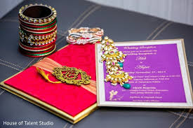 contemporary indian wedding invitations princeton nj indian wedding by house of talent studio maharani