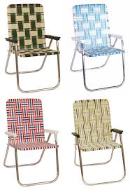 Rewebbing Patio Furniture by Classic American Lawn Chairs Either This Kind Of Lawn Chair Or