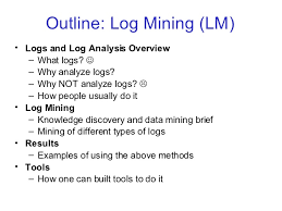 Document Review Attorney Resume Sample by Log Mining Beyond Log Analysis