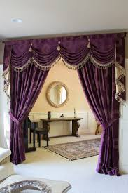 Dining Room Valance Kitchen Bay Window Curtain Ideas Dining Table The Middle Room And