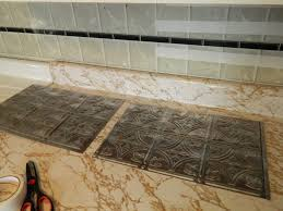 interior diy steps to kitchen backsplash u2013 no grout involved