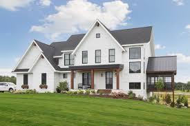 farm house custom one homes farmhouse on glen crest custom one homes