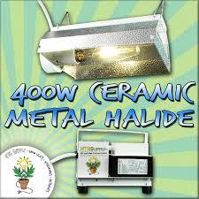 400 watt ceramic mh cmh grow light 400w metal halide w ballast
