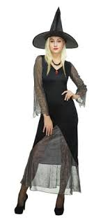 witch costume partyholic women s bewitched witch costume walmart canada